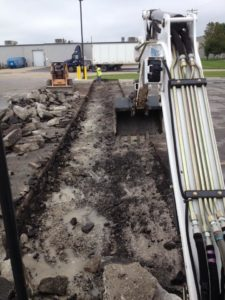 Asphalt Tear Out Widel Paving