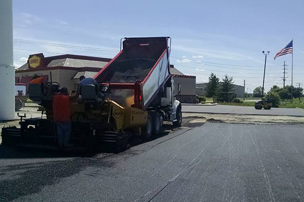 Widel Paving Asphalt Gallery