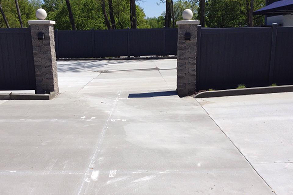 Widel Paving Concrete Gallery