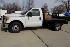 Equipment Truck Widel Paving