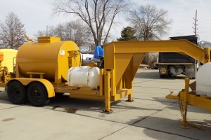 Sealing Tank Widel Paving