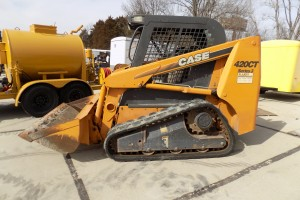 Skid Steer Widel Paving